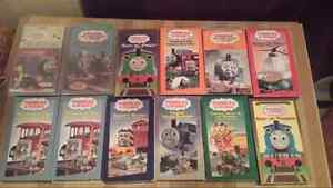 Thomas and friends VHS movies