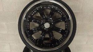 Set of 4 Tires & Rims