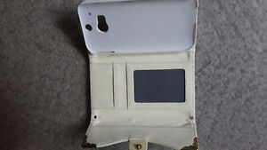 Brand new in bag , HTC One Cell phone cover purse