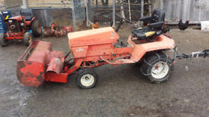 Gravely 16G Professional