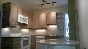 Orillia  Lovely newly renovated one bedroom apt. downtown.