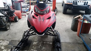 "2009 polaris dragon 800 155"" track"