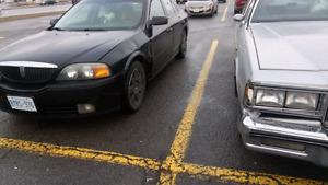 Lincoln LS 2000 3.9L
