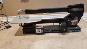 """30"""" Excalibur Scroll Saw"""