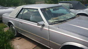 1983 Chrysler Cordoba Coupe (2 door) Kawartha Lakes Peterborough Area image 2