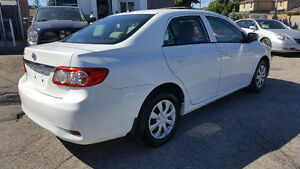 2013 Toyota Corolla CE Sedan - SUNROOF/BLUETOOTH/HTD SEATS! Kitchener / Waterloo Kitchener Area image 5