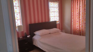 Beautiful and Furnished 1 Bedroom Rental/FEMALES only!!