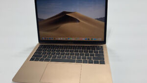 "Apple Macbook Air 2018 13"" 128GB i5 8GB Ram with Touch ID"
