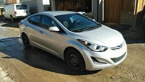 2015 Hyundai Elantra GL Sedan-Great Cond/Low Km/2 Tire Sets Incl