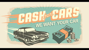 $$$ Cash For Your Scrap Car Today- Call 204-229-6454 $$$