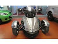 2011 CAN AM SPYDER RS Rotax 990 Paddle Shift Auto