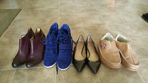 Shoes and slippers size 9