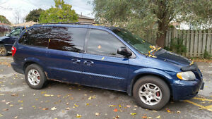 2002 Dodge Caravan Minivan, Van Kitchener / Waterloo Kitchener Area image 3