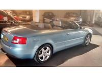 Audi A4 Cabriolet 2.5TDI 2004MY Sport S LINE ONLY114,991 MILES