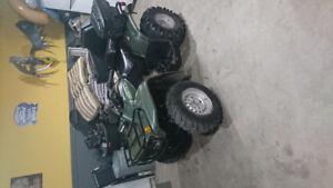 250 Honda atv like new