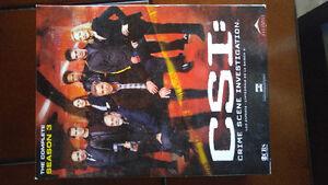 CSI (Les Experts) Saison 3