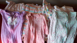 Girls 0-3 months Clothing Lot