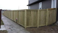 PROFESSIONAL FENCE & DECK BUILDERS  tm.
