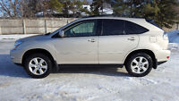 2006 Lexus RX 330 * 1 OWNER LOCAL SASK SUV FROM NEW *