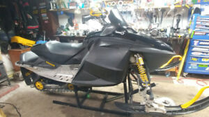 2005 skidoo rev 800 ho x package