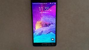 Samsung Note 4.   $250.00$