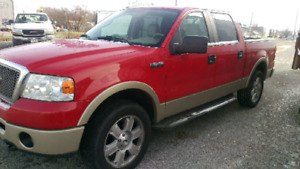 2008 Ford F 150 4 X4 Lariat for sale