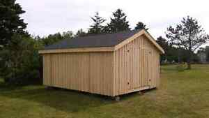 High quality storage sheds