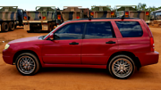 *STILL AVAILABLE* Subaru Forester 2006 Station Wagon Yarrawonga Palmerston Area Preview