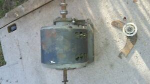 1/4 hp ELECTRIC MOTOR, PULLY TYPE 4J646$15 OBO