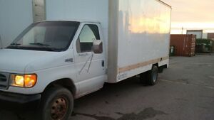1997 Ford E-350 CUBEVAN FOR PARTS OR REPAIR $1800 OBO