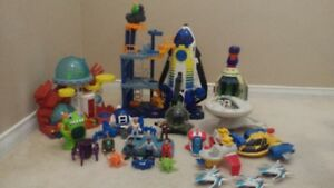 IMAGINEXT SPACE SET