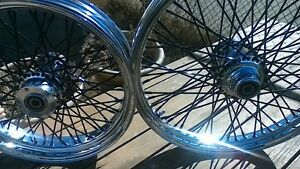 Brand new rims for Softail Nighttrain,Classic,Delux