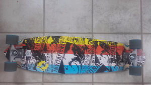 Brand new longboard for sale