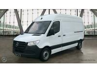 2019 Mercedes-Benz Sprinter 314 L2 H2 Panel Van Diesel Manual