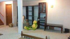 bedroom+living room+ private 3 pcs washroom / Roommate wanted Cambridge Kitchener Area image 3