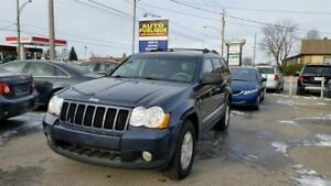 Jeep Grand Cherokee 4 RM, 4 portes, North 2010