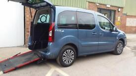 2016 Peugeot Partner Tepee Blue HDi AUTOMATIC Wheelchair Disabled Accessible