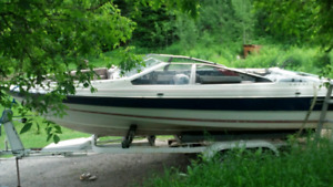 Swap/trade my 20' Bayliner/125 hp for newer Harley