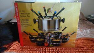 fondue set