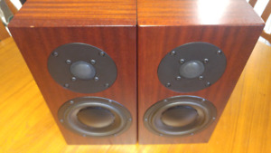 Totem Model 1 Speakers ( Nice Condition)