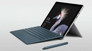 Microsoft Surface Pro 5 LTE -7th Gen Core i5,256GB,8GB,Warranty