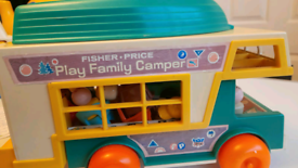 Fisher Price Play Family Camper.