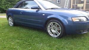 2004 Audi A4 Cabriolet 3.O LITRES QUATTRO