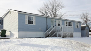One level living! Close to uptown Fredericton! - NEW PRICE!