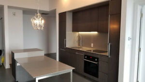 Condo for rent 3 1/2 Tour Des Canadiens 45th floor!! 660 Sq Feet
