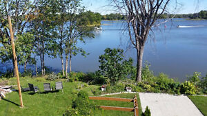 4 1/2 WATERFRONT, Stainless Steel Appliances, Granite Countertop West Island Greater Montréal image 1
