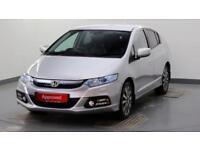 2012 Honda Insight 1.3 IMA HX Petrol/Electric Hybrid silver Automatic