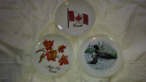 Souvenir plates approx 40 in all please call 9775200