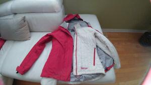 Manteau 3 en un 40$ au lieu de 50$