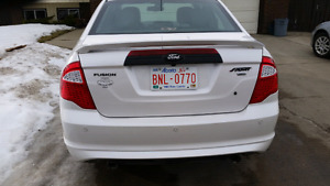 2011 ford fusion sport edition